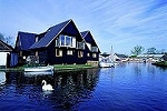 Daisy Broad Waterside Holiday Lodges in Wroxham