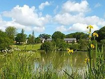 Blagdon Farm Lodges, Devon 0 - on site coarse fishing