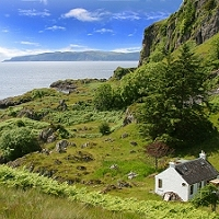 Tigh Beg Croft, Nr Oban, Scottish West Coast