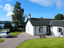 Station Cottage, Appin, Scottish Highlands