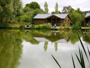 South View Fishing Holiday Lodges, Exeter