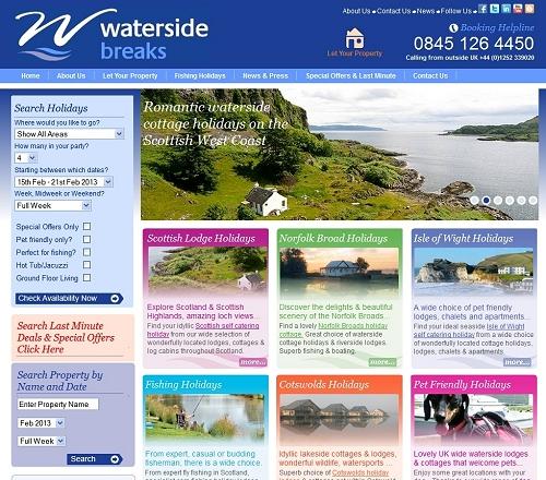 waterside breaks