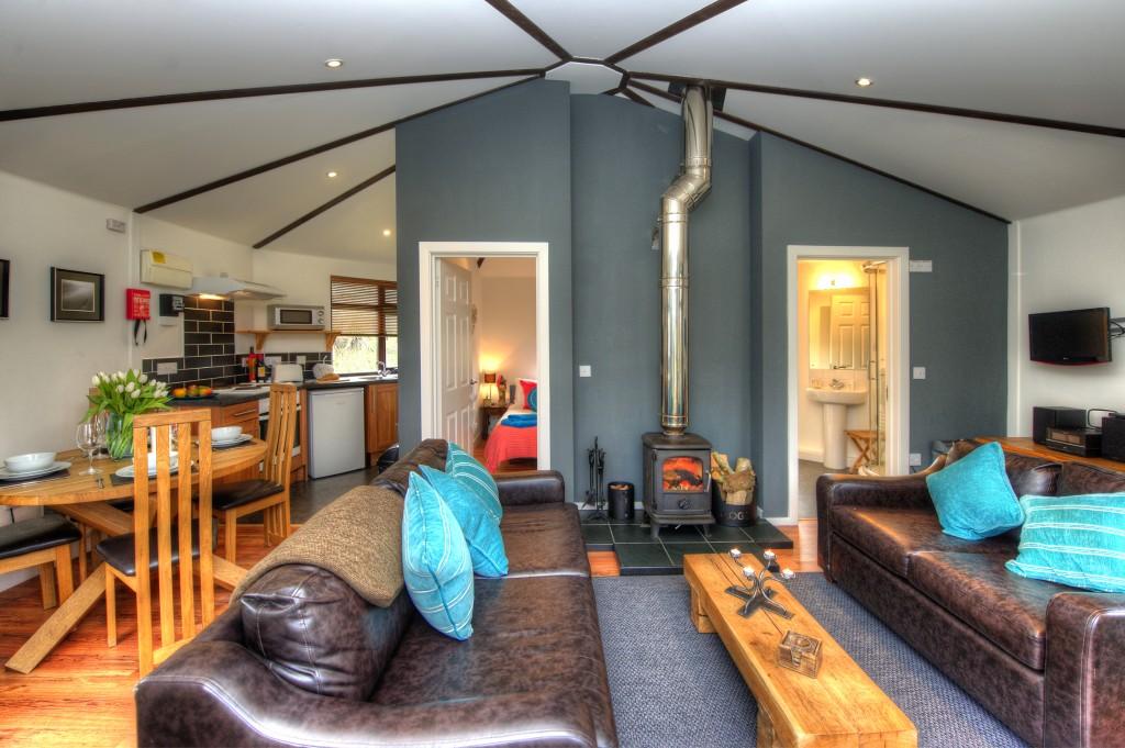 Loch Tay Woodland Cabins