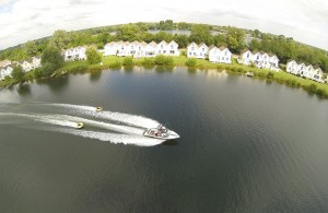 Cotswold Water Park - Spring Lake - Waterskiing & Ringo rides