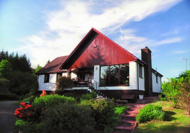 millstone house near oban