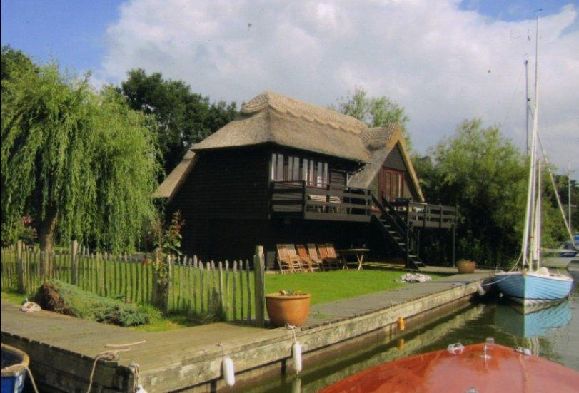 The Norfolk Boathouse, South Walsham