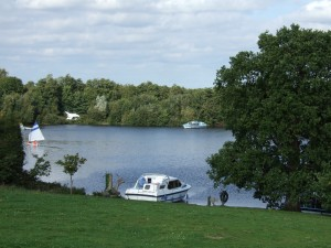 Salhouse broad view