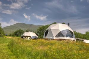Loch Tay Geo Domes