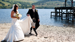 loch tay highland lodges weddings