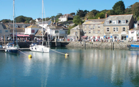 padstow harbour & village