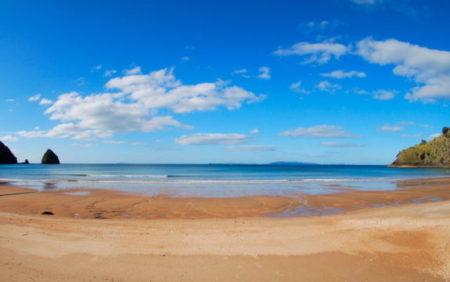 Sandy beaches in Somerset