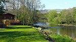 Braidhaugh Holiday Lodge - Crieff, Perthshire, Scottish Highlands