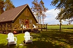 Clippesby Pine Lodges - lovely woodland accommodation close to the Norfolk Broads