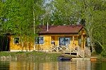 Cotswolds Island Lodge - Poole Keynes, Cotswolds, Cirencester, Gloucs