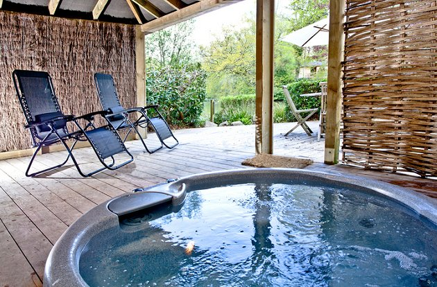 Delightful Indio Lakes Ivy Apartment   Private Hot Tub