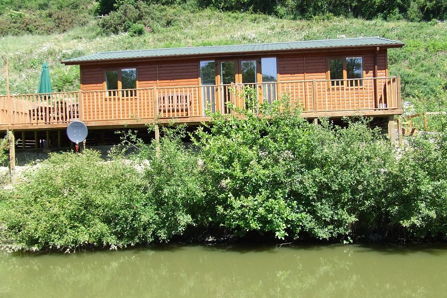 Miraculous Valley View Moorhen Holiday Lodge In North Devon Private Download Free Architecture Designs Jebrpmadebymaigaardcom