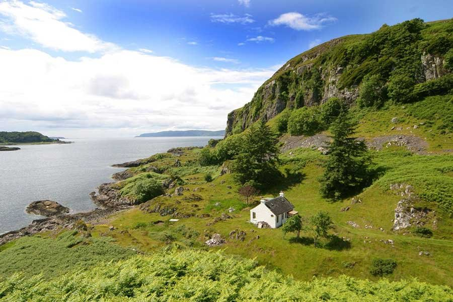 Tigh Beg Croft holiday property in Argyll