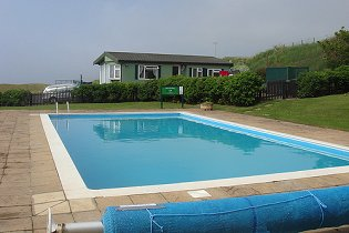Sauchope links holiday caravans 2 bedrooms fife scotland - Scotland holiday homes with swimming pool ...