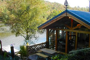 Waters Edge Holiday Lodge With Hot Tub Rudyard Lake Staffs