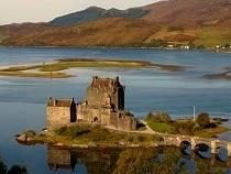Eilean Donan Castle - Lovely Scotish West Coast holiday cottages