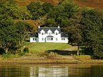 Fearnach Bay House - Kilmelford, Nr Oban, Argyll, Scottish Highlands