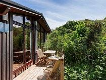 Gara Mill Hot Tub Lodges - Slapton, South Devon -