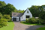 Hazel Cottage, luxury accommodation with great loch views