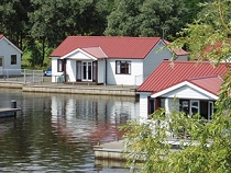 Herbert Woods Marina Fishing Lodges & Cottages, Potter Heigham