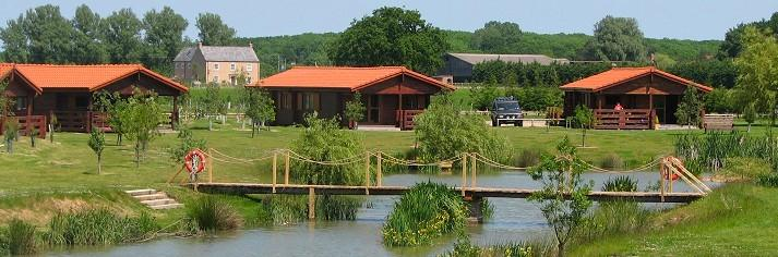 Fishing Holiday Lodges & Cabins