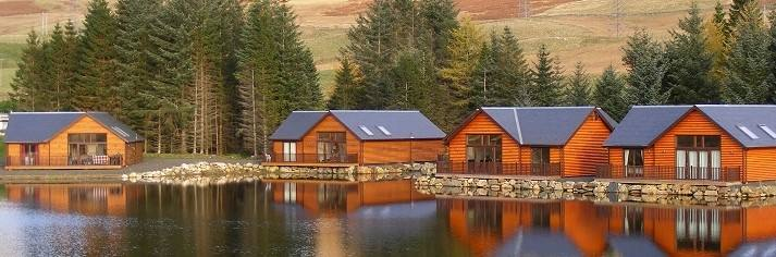 Lodge Holidays in Scotland