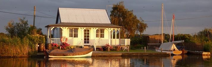 Norfolk Broads Holiday Cottages