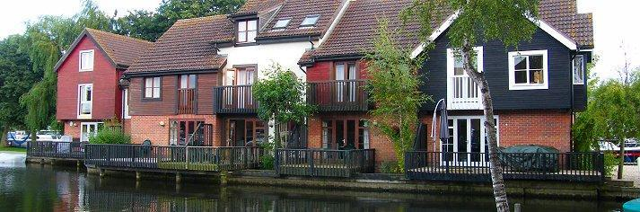 Holiday Cottages in Wroxham, Norfolk