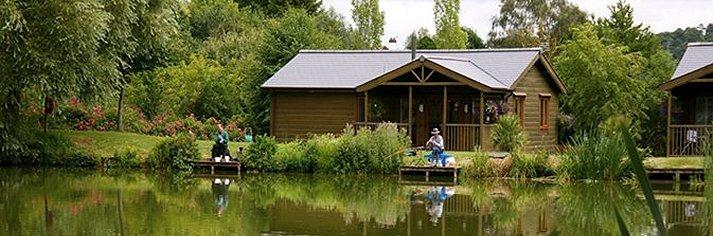 Fishing Holiday Lodges in Devon