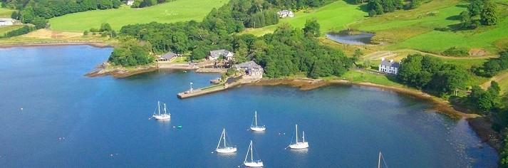 Scottish West Coast Dog Friendly Cottages