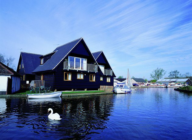 Norfolk Broads Cottages & Holidays