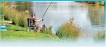 Fishing Breaks - Fishing Lodges, Cottages and Log Cabins