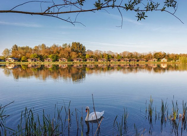 UK Fishing Holidays - Fishing Lodges, Cottages and Log Cabins