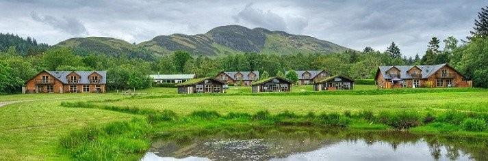 Fishing Holiday lodges in Scotland