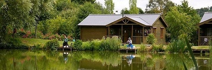 Fishing Lodges & Holidays in Devon