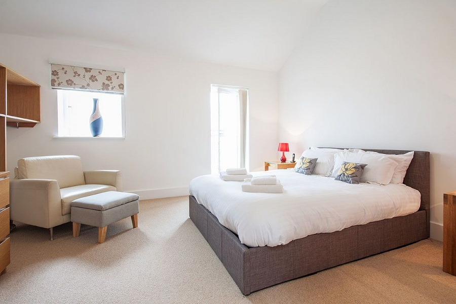 Howells Mere 26 Double Bedroom