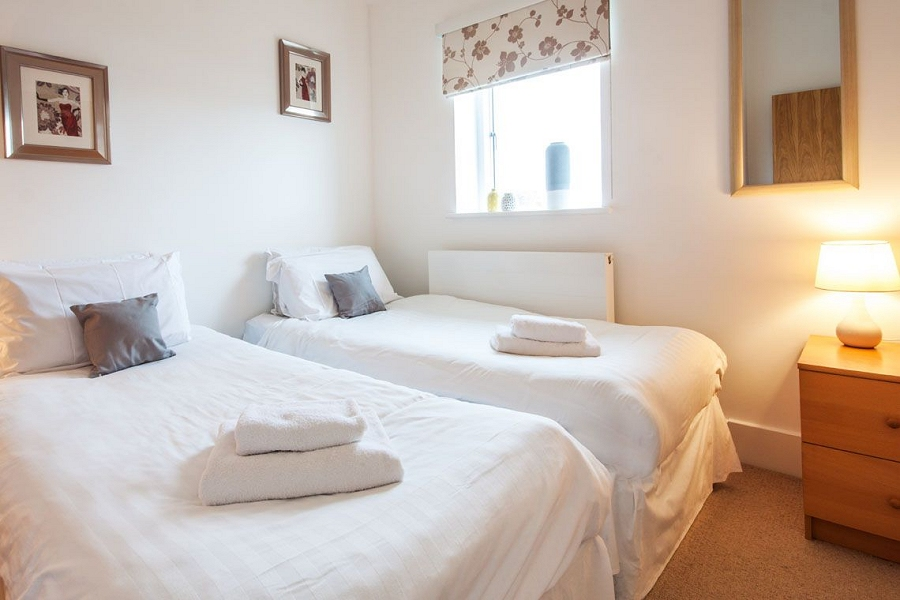 Howells Mere 47 Twin Bedroom