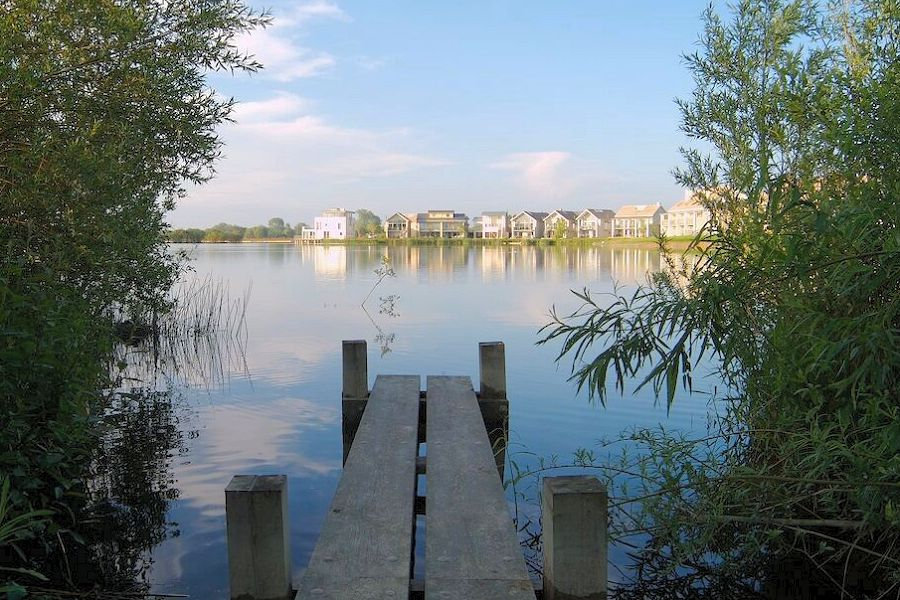 Cotswold Water Park Lower Mill Estate