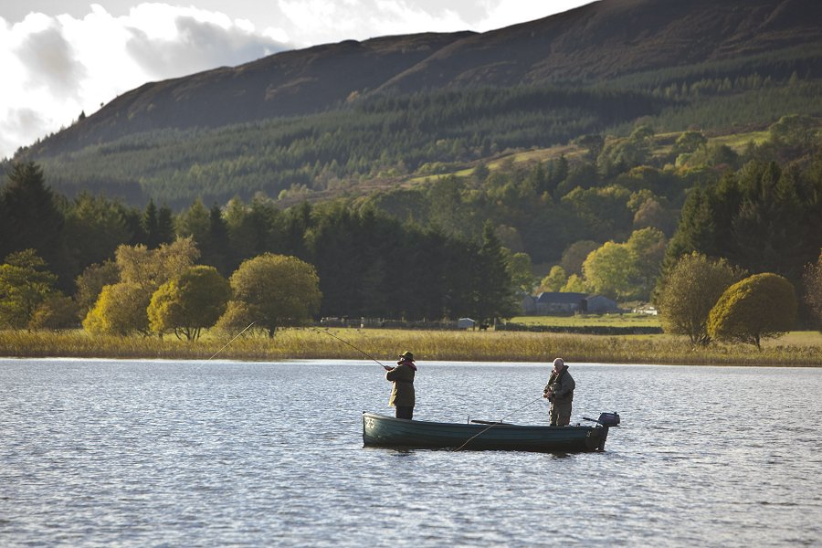 Portnellan Fishing