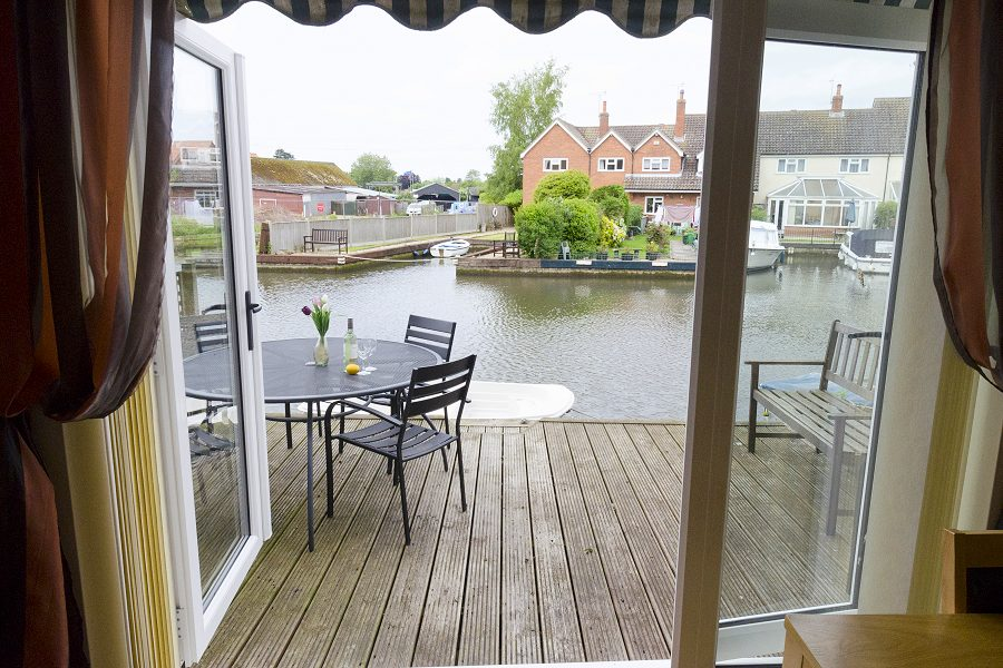 Swan Cottage view
