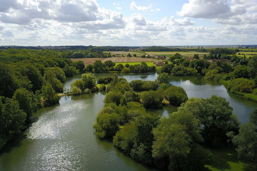 Woodlakes Fishing Lakes
