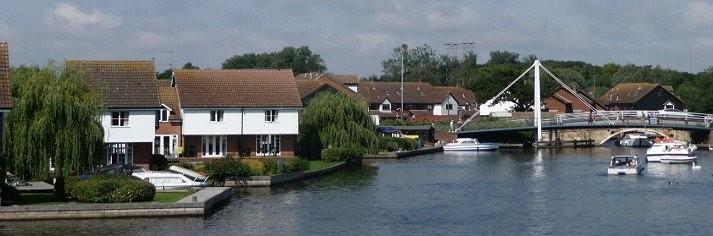 Fishing holidays in thge Norfolk Broads