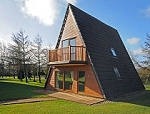 Lakeview VIP Lodges at Lanivet in Cornwall