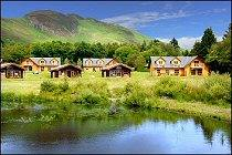 Waterfront Holiday Lodges with Hot Tubs on Loch Lomond