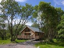 Loch Awe Woodland Cabins - Dalavich, Loch Awe, Scottish Highlands