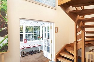 Holiday Cottages in Scotland - Coach House - Entrance Hall